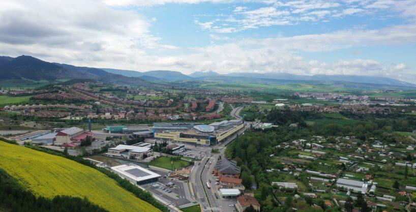 Parcelas urbanizables Av. Roncesvalles, 3