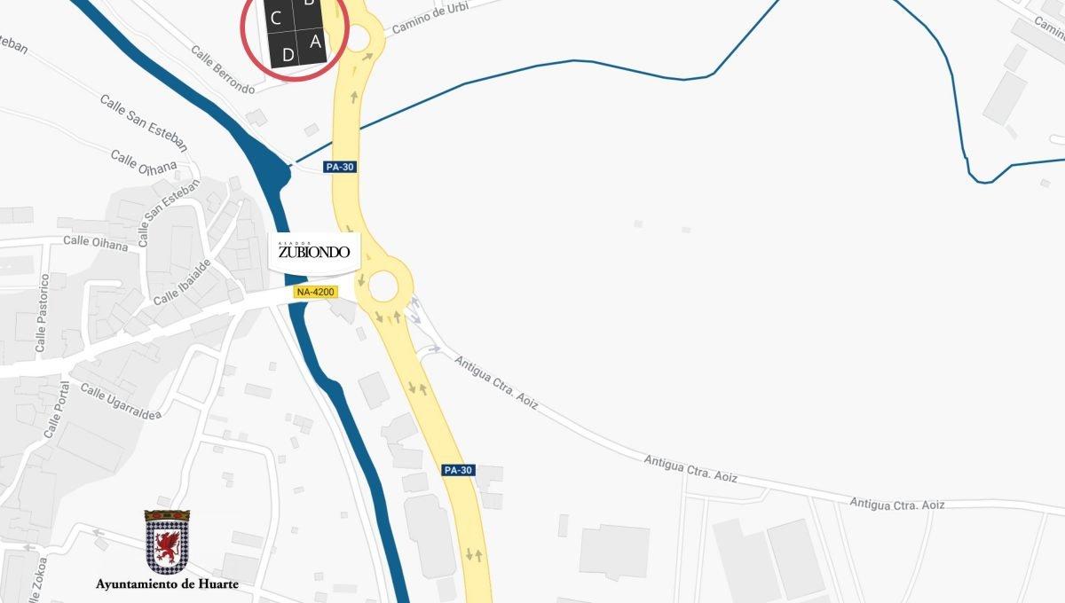 mapa jm