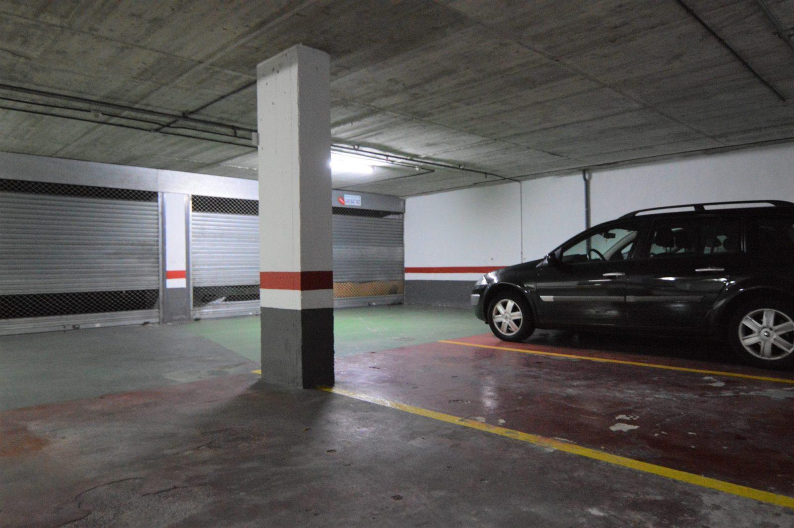 Plaza de garaje Calle Landazabal, 7, S2, 4