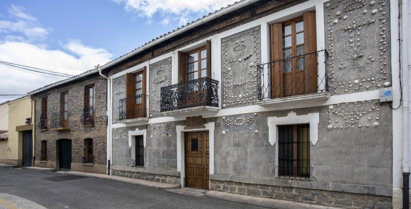 """""""Casa las Conchas"""" Camino Burlada, 22-24 y huerta"""