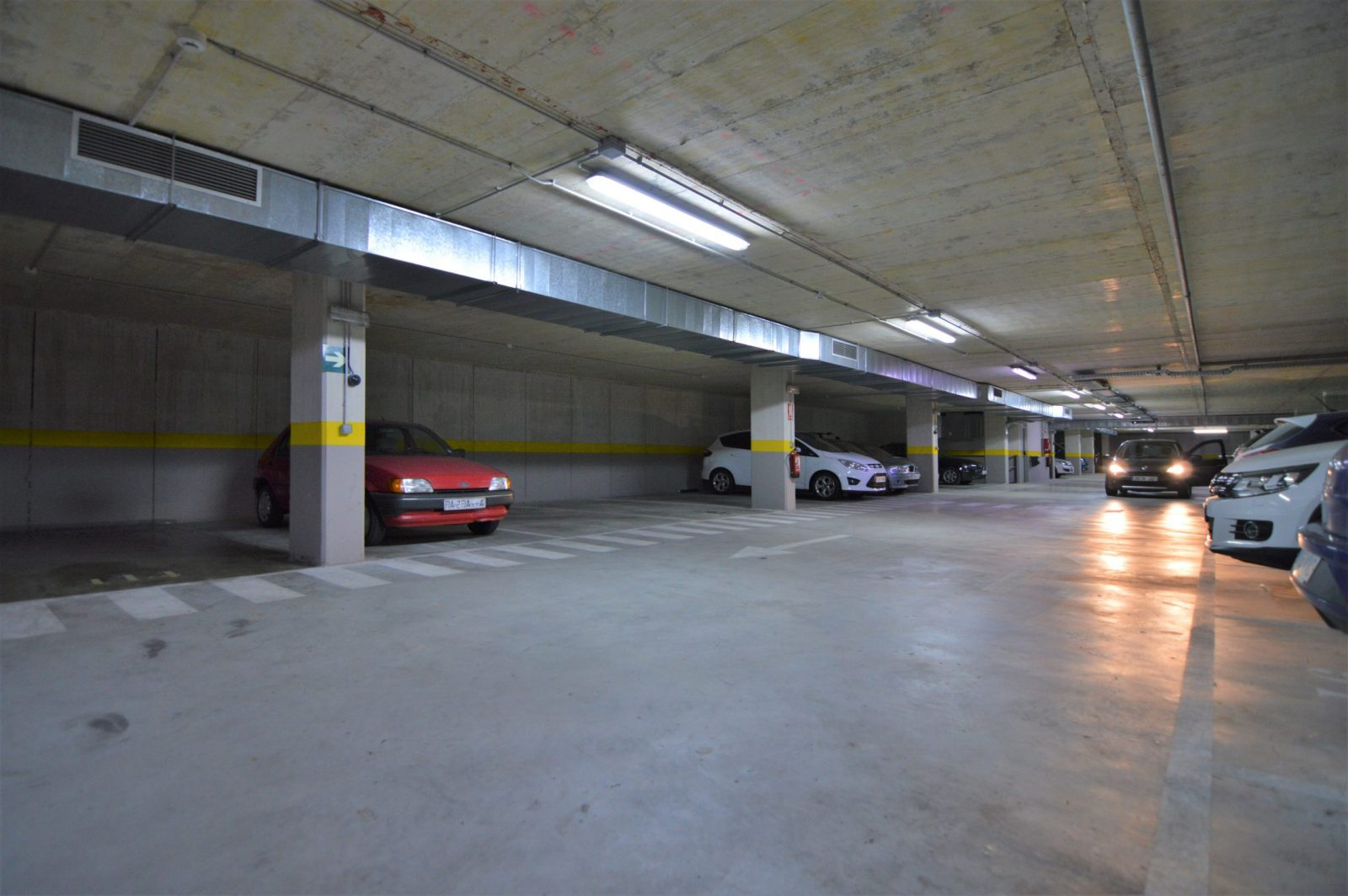 Plazas de garaje Plaza Monasterio de Marcilla, 1, Nº 115 y 116